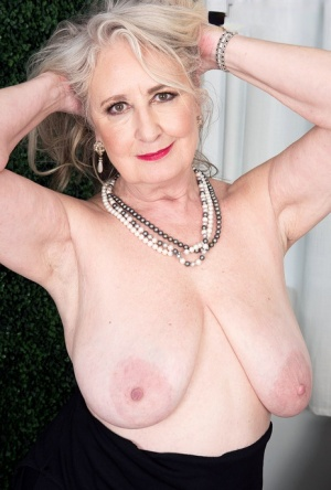 Granny nude busty Aged Lust.